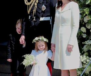 family, royal wedding, and kate middleton image