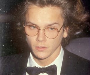 river phoenix and 90s image