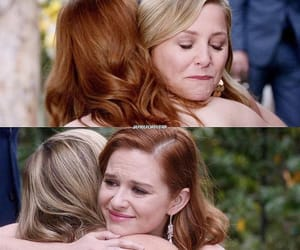 greys anatomy, arizona robbins, and april kepner image
