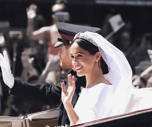 prince harry, wedding, and meghan markle image
