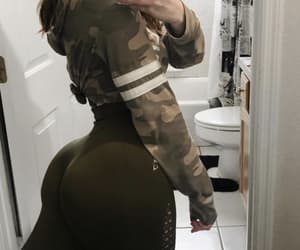 babes, booty, and chics image