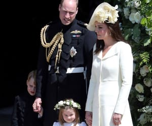 royal wedding, charlotte, and family image