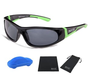 night vision glasses, night driving glasses, and mens sport sunglasses image