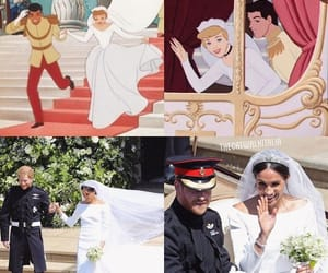 royal wedding, cinderella, and prince harry image