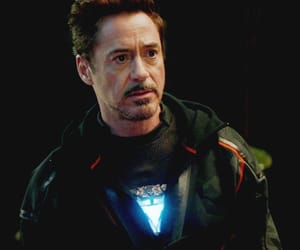 Avengers, tony stark, and Marvel image
