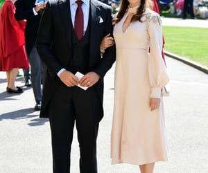 troian bellisario and royal wedding image