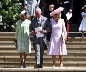 royal wedding, invitados, and camila parker image