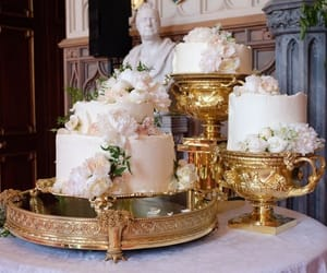 royal wedding, cake, and prince harry image