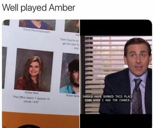 Well played Amber