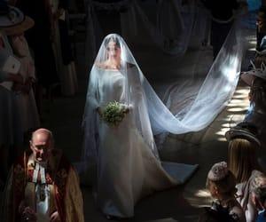 royal wedding, Givenchy, and wedding image