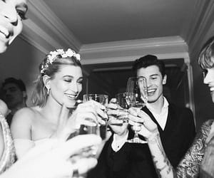 hailey baldwin, shawn mendes, and ruby rose image