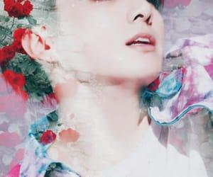 edit, kpop, and tear image