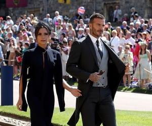 David Beckham, fashion, and victoria beckham image