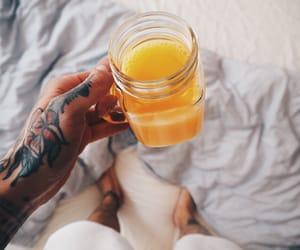breakfast, juice, and oj image