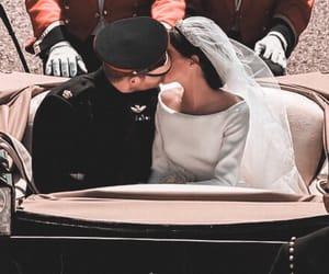 royal wedding, love, and meghan markle image
