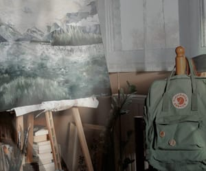 art, bag, and home image