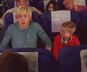 ross lynch, austin and ally, and austin moon image