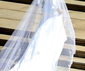 royal wedding, meghan markle, and bride image