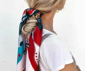 accessories, fashion, and hairstyle image