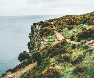 ireland, nature, and coast image