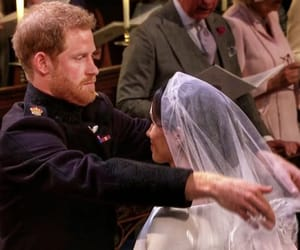 marriage, prince harry, and royal wedding image