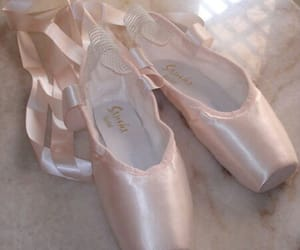 aesthetic, ballet shoes, and tumblr image
