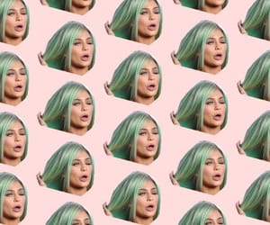 funny, kylie jenner, and kylie image
