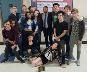 13 reasons why, cast, and season 2 image