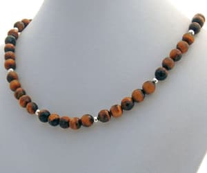 beaded necklace, gift under 75, and etsy image