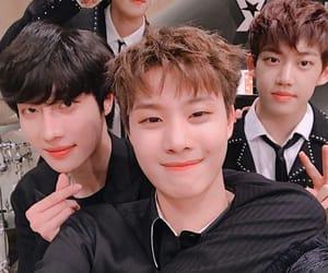jihoo, hyunjun, and junyoung image