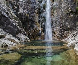 paisagens and cachoeira image