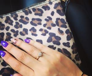 fashion, handbag, and nails image