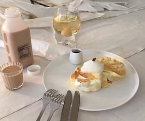 food, aesthetic, and white image