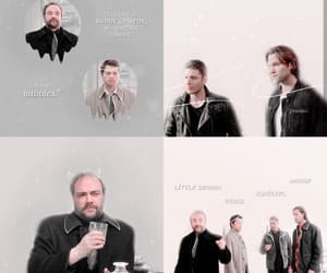 aesthetic, crowley, and dean winchester image