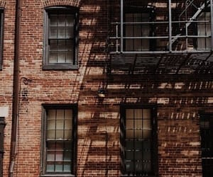 brown, aesthetic, and building image