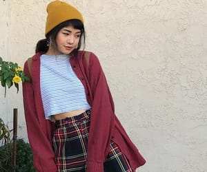 fashion, red, and yellow image