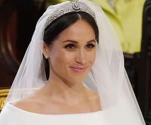 meghan markle, royal wedding, and beauty image