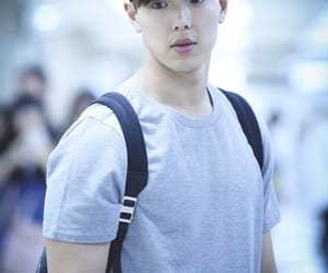 kpop, e: airport, and shownu image