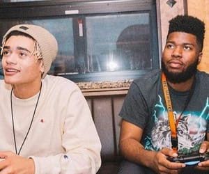 khalid and zion kuwonu image