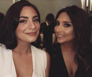 actress, best friends, and girl power image