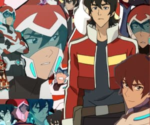 keith, paladin, and red image