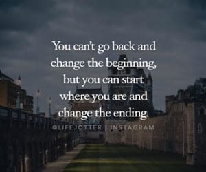 endings and beginnings image