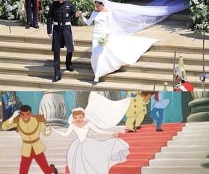 royal wedding, prince harry, and meghan image