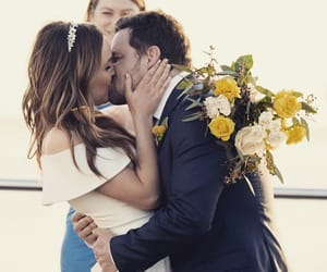 beautiful, couple, and tv show image