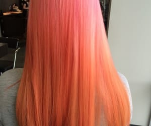 hair and orange image