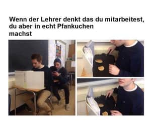 lol, meme, and pfannkuchen image