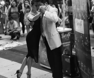 dance, couple, and tango image