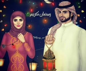 islam, islamic, and Ramadan image