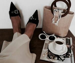 fashion, chic, and shoes image