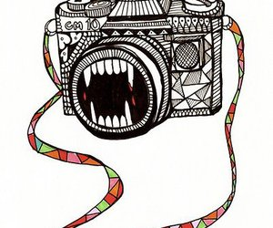 camera, art, and valfre image